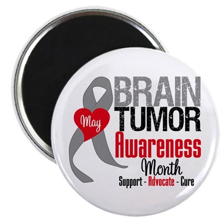 "Brain Tumor Month 2.25"" Magnet (10 pack)"