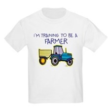 I'm Training To Be A Farmer T-Shirt