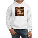 Path / Scottie (w) Hooded Sweatshirt