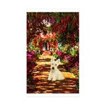 Path / Scottie (w) Sticker (Rectangle 50 pk)