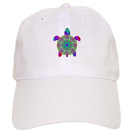 Colorful Sea Turtle Cap