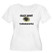 Crazy About Tasmanian Devils T-Shirt
