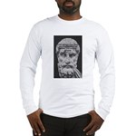 Epicurus Self Control Long Sleeve T-Shirt
