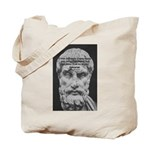 Epicurus Self Control Tote Bag