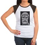 Epicurus Self Control Women's Cap Sleeve T-Shirt