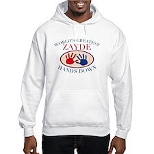 Best Zayde Hands Down Hoodie