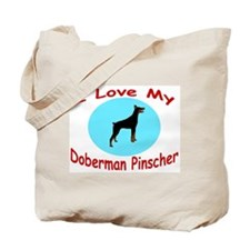 Dobe Love Tote Bag