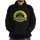 Sunshine Cab Company Distress Hoody