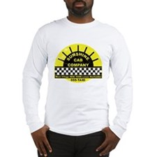 Sunshine Cab Company Distress Long Sleeve T-Shirt