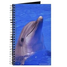 """Friendly Dolphin"" Journal"