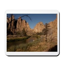 Smith Rock State Park Mousepad
