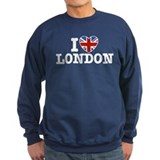 I Love London Jumper Sweater