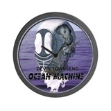 Ocean Machine Wall Clock