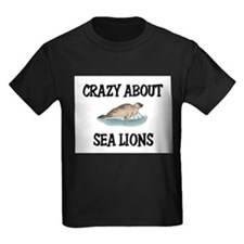 Crazy About Sea Lions T