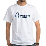 Cool Country Groom Blue Shirt