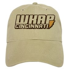 wkrp in cincinnati Baseball Cap