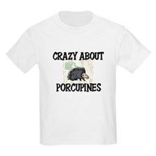 Crazy About Porcupines T-Shirt