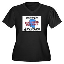 parker arizona - been there, done that Women's Plu