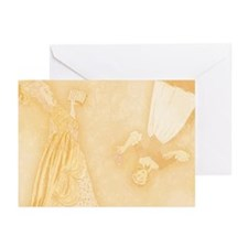 Maid and Lady Greeting Cards (Pk of 10)