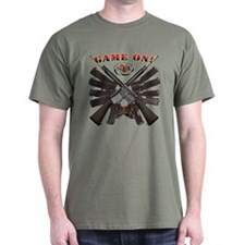 """Game On"" Tactical Shirt"