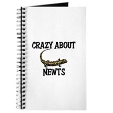 Crazy About Newts Journal