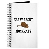 Crazy About Muskrats Journal