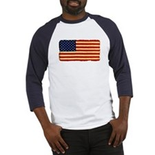 Old Flag Baseball Jersey