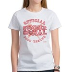 OFFICIAL SUMMER SOCIAL FOOD T Women's T-Shirt