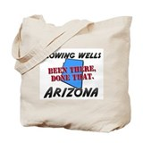 flowing wells arizona - been there, done that Tote