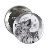 "Wolves 2.25"" Button (10 pack)"