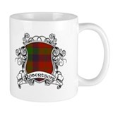 Robertson Tartan Shield Coffee Mug