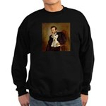 Lincoln / Scottie (w) Sweatshirt (dark)