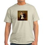 Lincoln / Scottie (w) Light T-Shirt