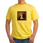 Lincoln / Scottie (w) Yellow T-Shirt