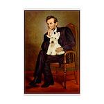 Lincoln / Scottie (w) Mini Poster Print