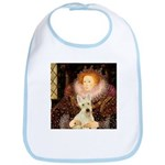 Queen / Scottie (w) Bib