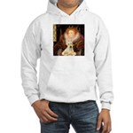 Queen / Scottie (w) Hooded Sweatshirt