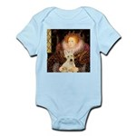 Queen / Scottie (w) Infant Bodysuit