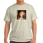 Queen / Scottie (w) Light T-Shirt