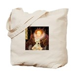 Queen / Scottie (w) Tote Bag