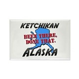 ketchikan alaska - been there, done that Rectangle
