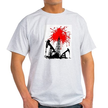 Oil of blood Light T-Shirt