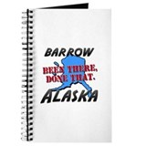 barrow alaska - been there, done that Journal