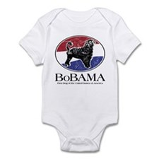 BoBAMA Infant Bodysuit