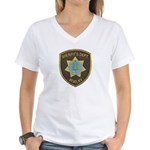 Reno Sheriff Women's V-Neck T-Shirt