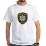 Reno Sheriff White T-Shirt
