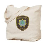 Reno Sheriff Tote Bag
