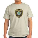 Reno Sheriff Light T-Shirt