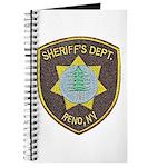 Reno Sheriff Journal