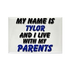 my name is tylor and I live with my parents Rectan